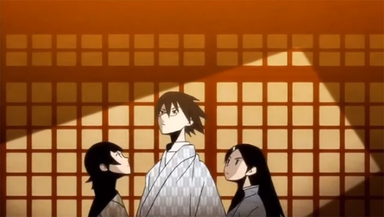 Sayonara Zetsubou-Sensei Anime screenshot