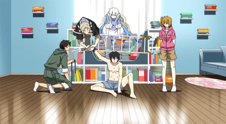 Mekakucity Actors - Anime screenshot