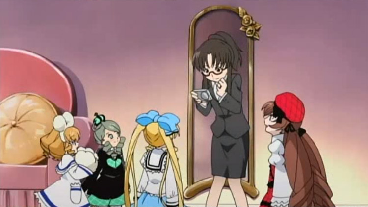 Rozen Maiden - Anime screenshot