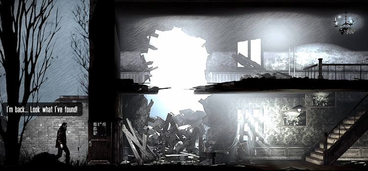 This War of Mine - HD Screenshot