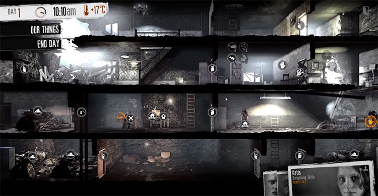 Music - This War Of Mine Mod