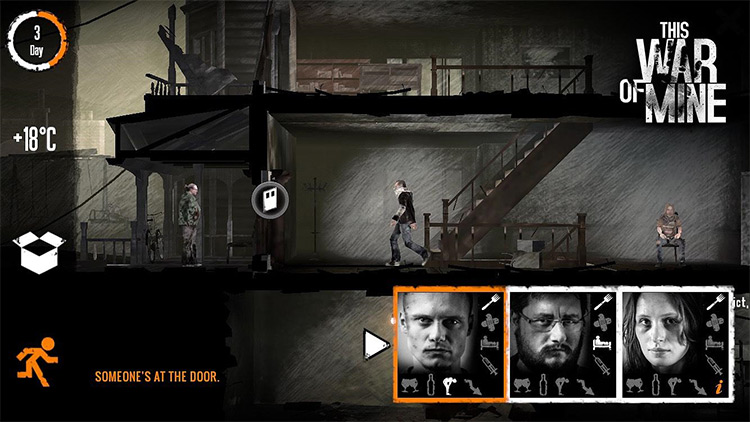 Visitors Helper - This War Of Mine Mod