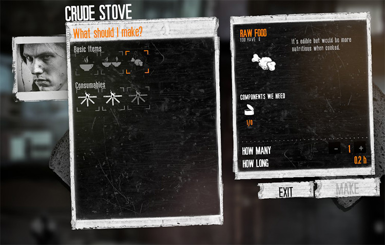 It's In A Can, Man - This War Of Mine Mod