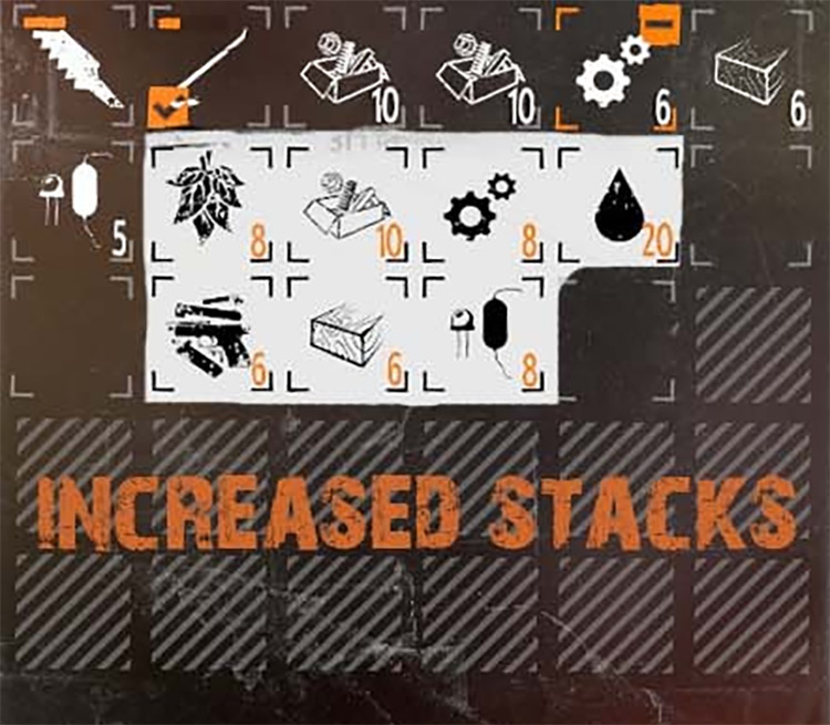 Increased Stacks - This War Of Mine Mod