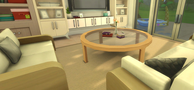 Sims 4: Best Coffee Table Mods & CC (All Free To Download)