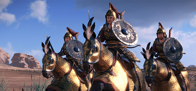 Horse Equipment Mod for TW: Three Kingdoms