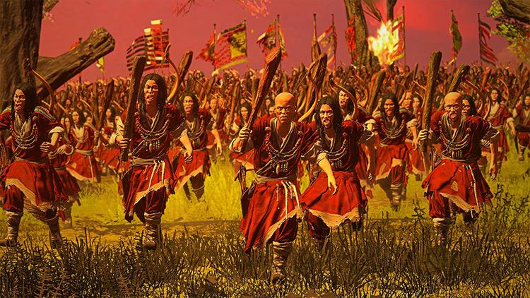 TROM OVERHAUL Total War: Three Kingdoms