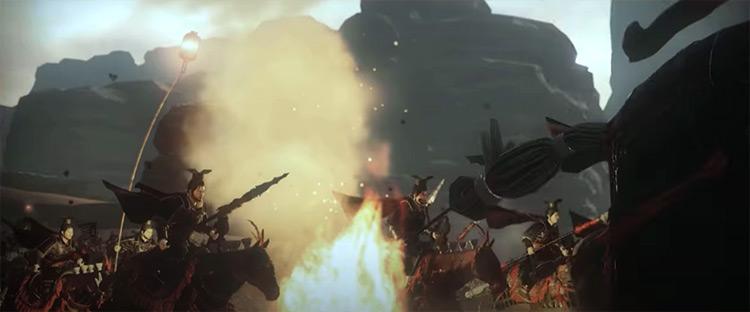 Radious Total War Mod Total War: Three Kingdoms