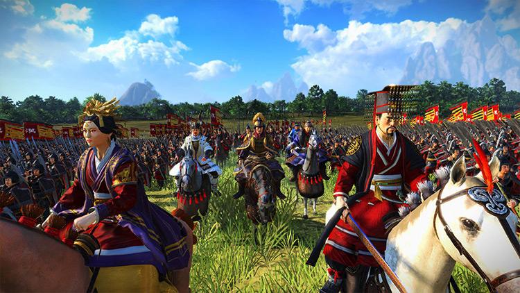 Wu Kingdaissance mod for Total War: Three Kingdoms