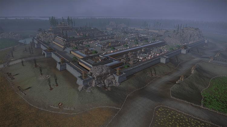 Sleeping Tiger of Tianshan mod for Total War: Three Kingdoms