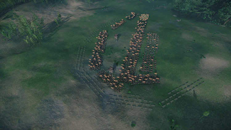 More Deployables mod for Total War: Three Kingdoms