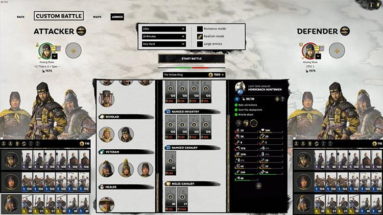 AI Won't Execute Characters AI mod Total War: Three Kingdoms