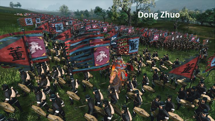 More Flag Variations In Battle for Total War: Three Kingdoms