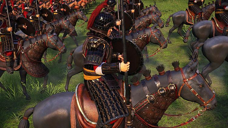 Vanilla Units Remaster Total War: Three Kingdoms mod