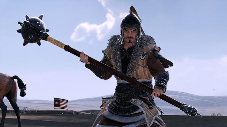 Better Faces Plus Total War: Three Kingdoms mod