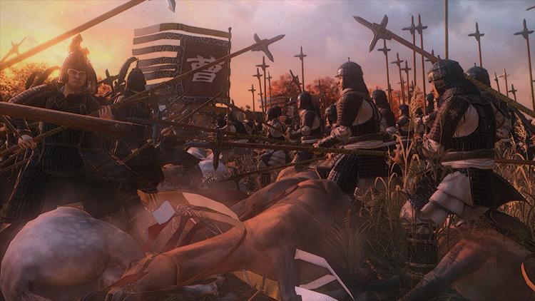 Enhanced Battle Camera Total War: Three Kingdoms mod