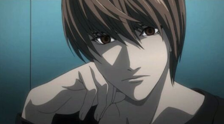 Light Yagamifrom Death Note anime