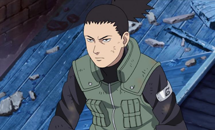 Shikamaru Nara Naruto Shippuden screenshot