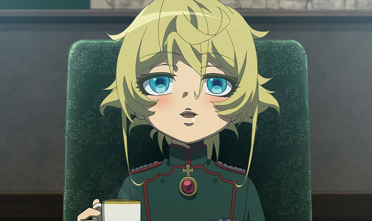 Tanya Degurechaff Youjo Senki screenshot