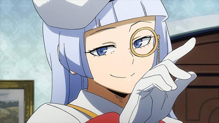 Saiko Intelli from Boku no Hero Academia anime