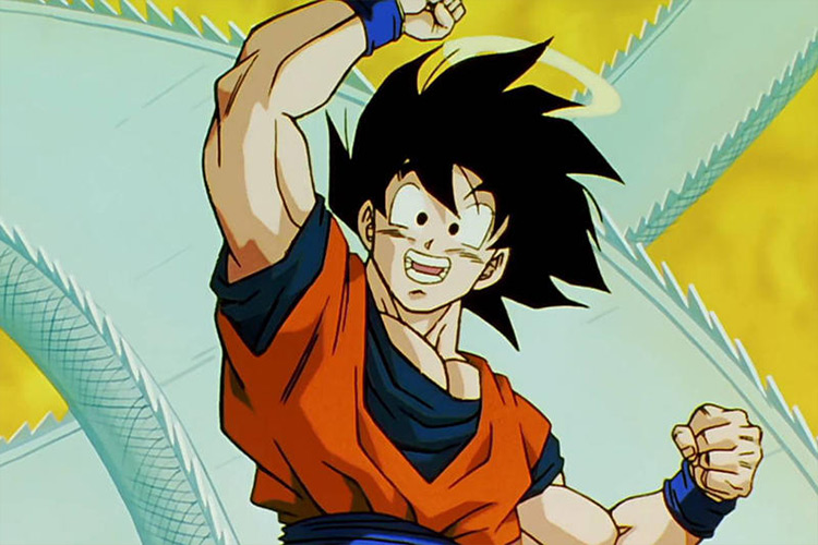 Goku Dragon Ball Universe screenshot