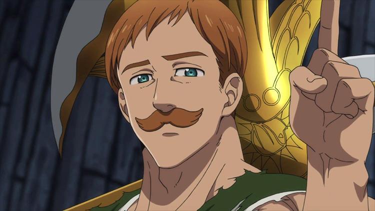 Escanor Seven Deadly Sins anime screenshot