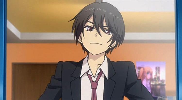 Yuu Otosaka Charlotte anime screenshot