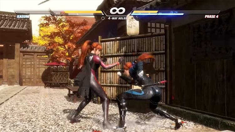 Dead or Alive 6 - game screenshot