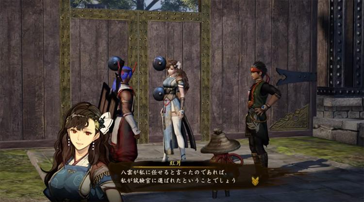 Toukiden 2 - game screenshot