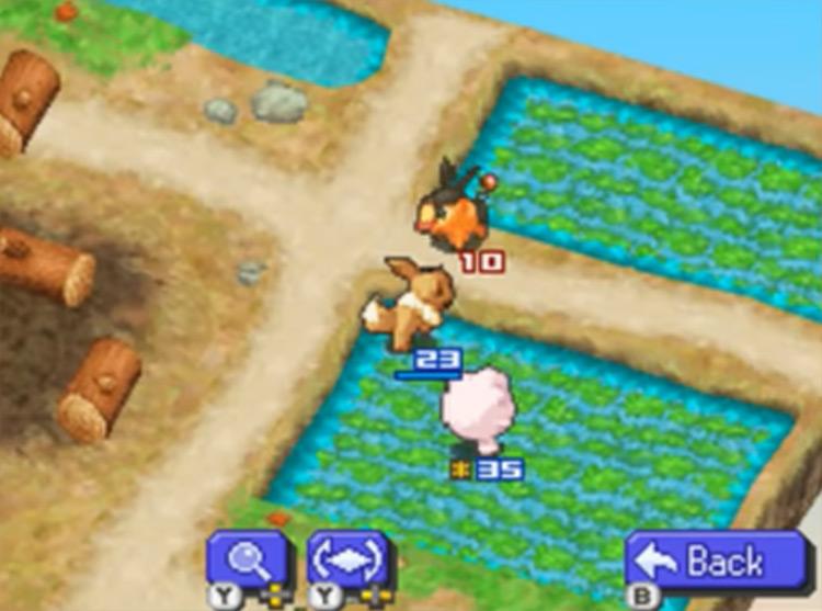 Pokémon Conquest - Koei Tecmo gameplay