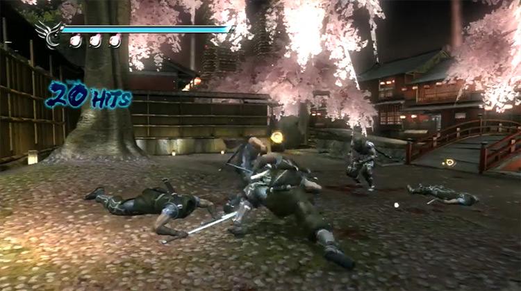 Ninja Gaiden Sigma 2 gameplay