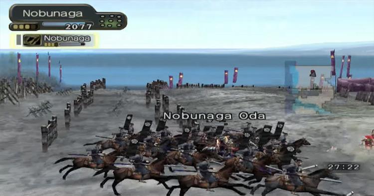 Kessen III - Koei Tecmo game screenshot