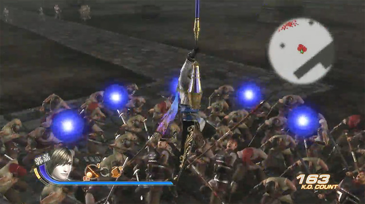 Dynasty Warriors 7: Extreme Legends gameplay