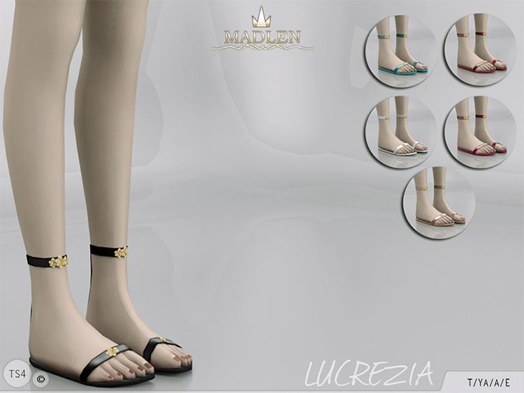 Madlen Lucrezia Shoes/Slippers CC