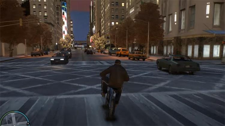 iCEnhancer Mod for GTA4