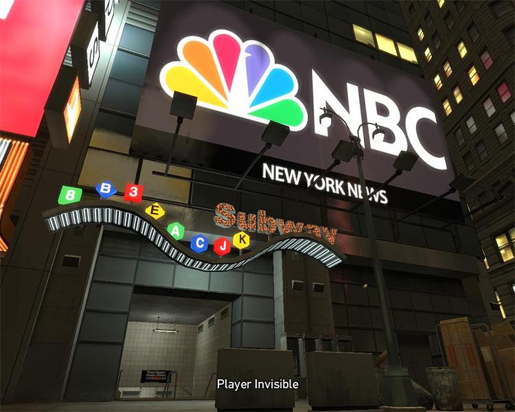 VIVA New York Mod for GTA4