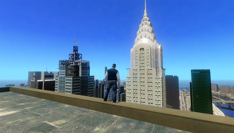 Excellent ENB Graphics for GTA4