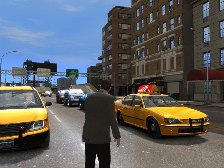 GTA Environment Mod for GTA4