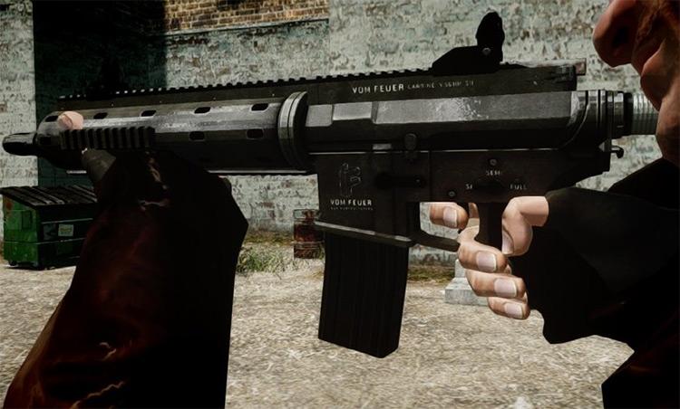 HQ GTA V Weapon Pack
