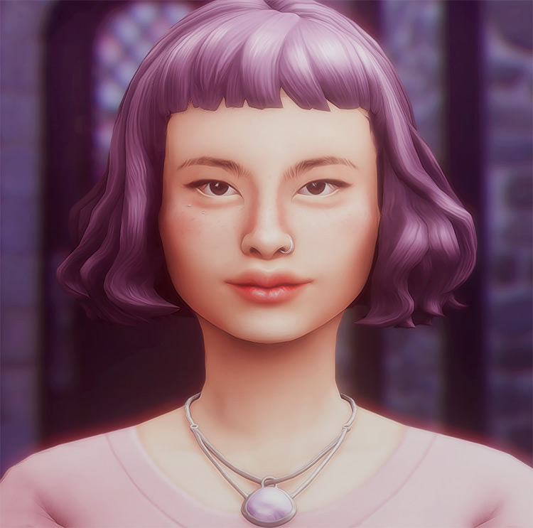 The Sims 4 Best Bangs Hairstyle Cc To Download All Free Fandomspot