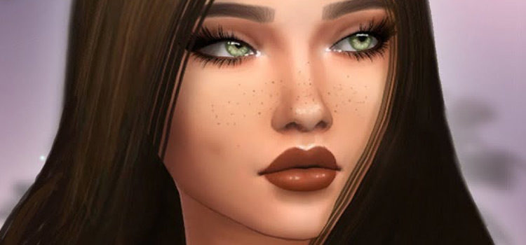 Best Sims 4 Dimples CC For Guys & Girls