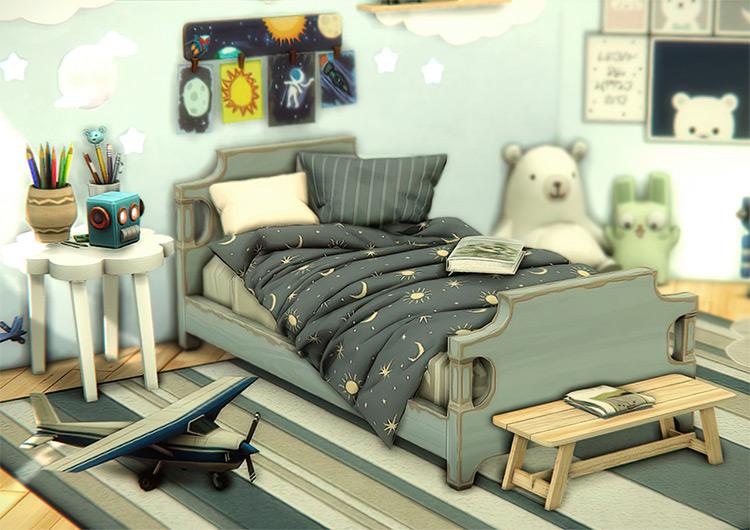 Sue's Toddler Bedding TS4 CC