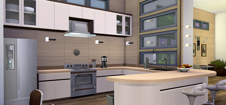 Best Sims 4 Kitchen Cc Appliances Clutter More Fandomspot