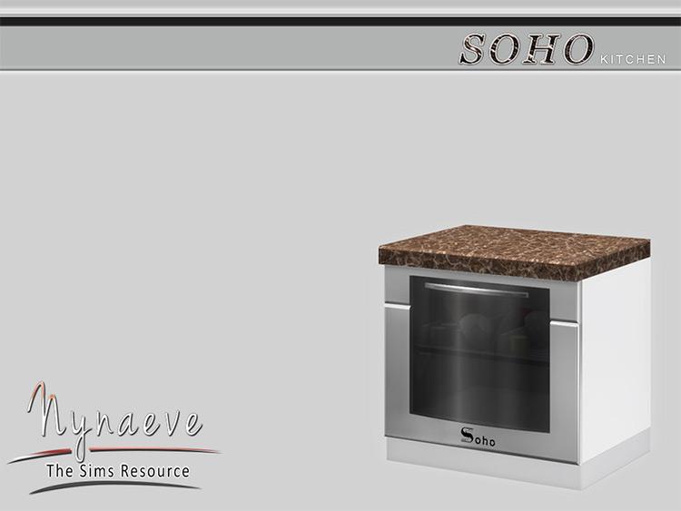 Soho Dishwasher Mod Sims 4