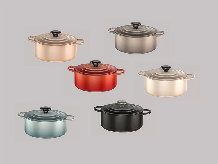 Kitchen Jen - Cookware Set CC