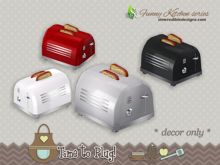 Little Toaster Mod for TS4