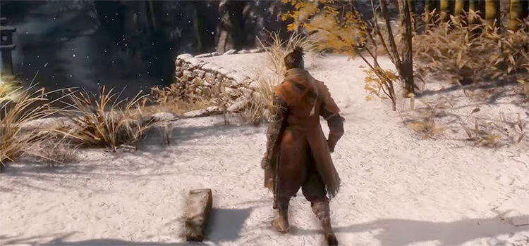 Sekiro Shadows Die Twice darker gameplay preview