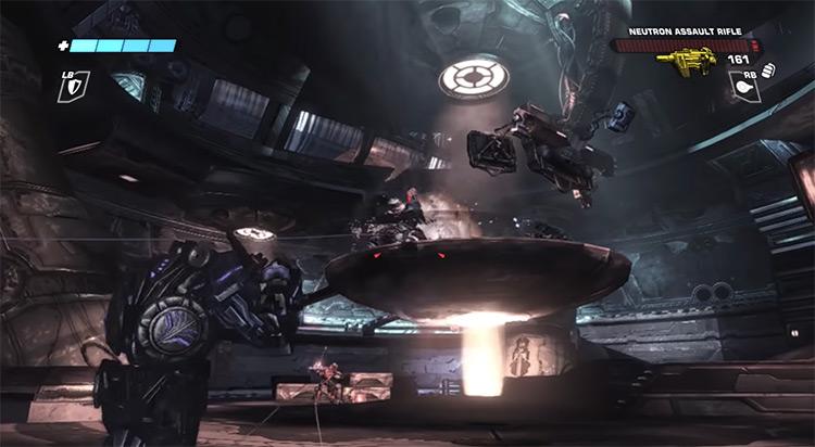 Transformers: War for Cybertron gameplay screenshot