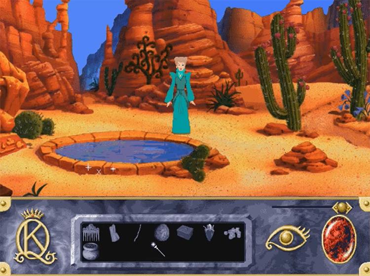 King's Quest VII: The Princeless Bride screenshot