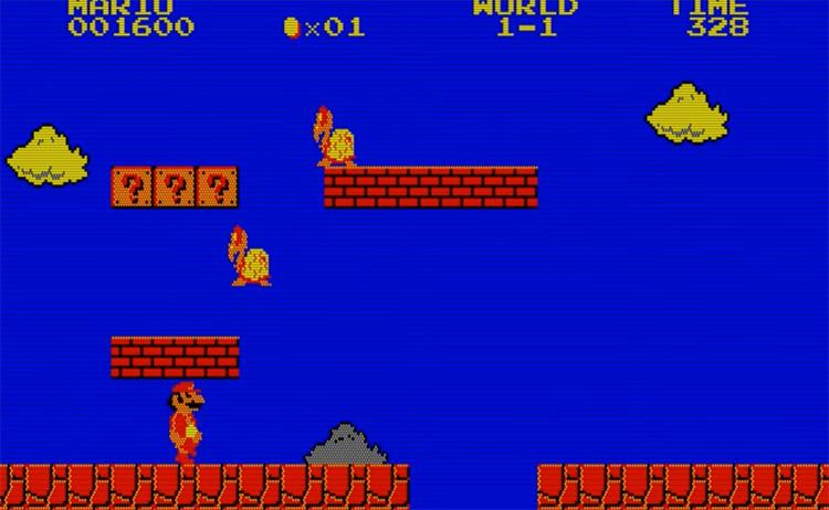 Super Mario Bros. Special screenshot